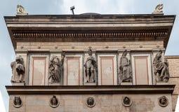 Alte Nationalgallery Berlin Lizenzfreies Stockfoto