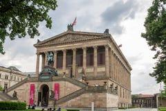 Alte Nationalgallery Berlin Arkivfoto