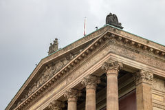 Alte Nationalgallery Berlin Royalty Free Stock Photography