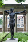 Alte Nationalgallery Berlin Statue Royalty Free Stock Image