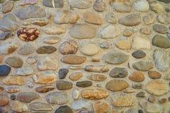Alte Natursteinwand Lizenzfreies Stockfoto