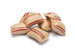 Alte niederländische Süßigkeit Stockfotos