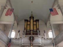 Alte Nordkirche - Boston, Massachusetts Lizenzfreies Stockbild
