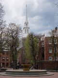 Alte Nordkirche - Boston, Massachusetts Lizenzfreie Stockfotos
