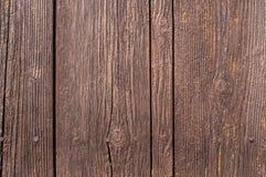 Alte Oberfläche der hölzernen Bretter Stockbilder