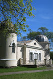 Alte Observatoriumgebäude von Vilnius-Universität Stockbild
