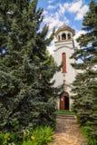 Alte orthodoxe bulgarische Kirche Lizenzfreie Stockfotos
