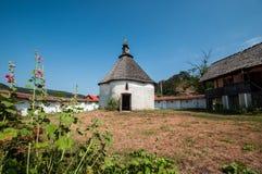 Alte orthodoxe Kapelle Lizenzfreies Stockbild