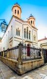 Alte orthodoxe Kirche in Dubrovnik Stockbild