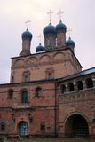Alte orthodoxe Kirche. Krititskoye Hof Lizenzfreie Stockbilder