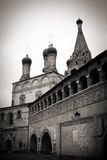 Alte orthodoxe Kirche. Krititskoye-Hof Lizenzfreie Stockfotos