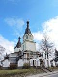Alte orthodoxe Kirche, Litauen Lizenzfreies Stockfoto
