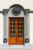 Alte Osmanetür Stockbilder