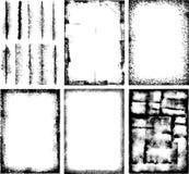 Alte pagine di Grunge del particolare Fotografia Stock Libera da Diritti