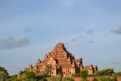 Alte Pagode in Bagan Stockbilder