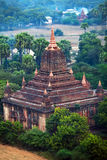 Alte Pagode in Bagan Archaeological Zone, Myanmar Lizenzfreies Stockfoto