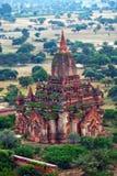 Alte Pagode in Bagan Archaeological Zone, Myanmar Lizenzfreie Stockfotografie