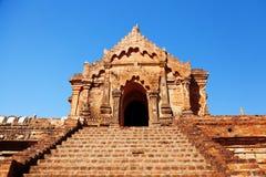 Alte Pagode in Bagan, Myanmar Lizenzfreies Stockfoto