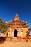 Alte Pagode in Bagan, Myanmar Lizenzfreies Stockbild