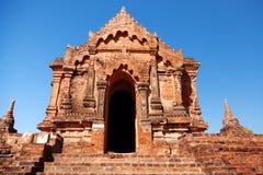 Alte Pagode in Bagan, Myanmar Lizenzfreie Stockfotografie