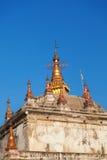 Alte Pagode in Bagan, Myanmar Lizenzfreie Stockfotos