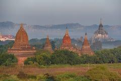 Alte Pagode in Bagan, Myanmar Stockbild