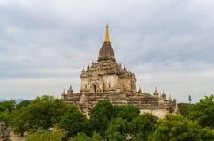 Alte Pagode Gawdaw Palin, Bagan (Heide), Mandalay, Myanmar Stockfotos