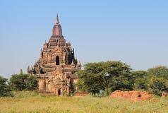 Alte Pagode von Bagan, Myanmar Lizenzfreie Stockfotos