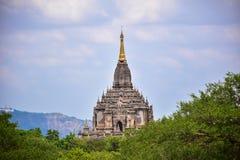 Alte Pagoden in Bagan, Myanmar Lizenzfreie Stockfotografie