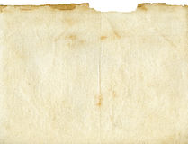 Alte Papierbeschaffenheit stockbild