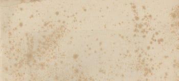 Alte Papierbeschaffenheit Altes Papier des Schmutzes für Schatzkarte oder -weinlese Lizenzfreies Stockbild