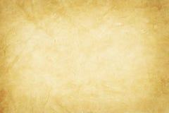 Alte Papierbeschaffenheit oder Hintergrund Stockbild