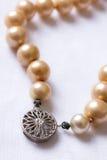 Alte Perlen Lizenzfreies Stockbild