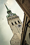 Alte Peter Munich Royalty Free Stock Photos