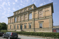 Alte Pinakothek Art Museum in Munich, Bavaria Stock Photography