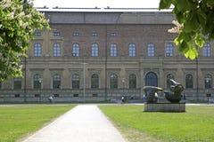 Alte Pinakothek Art Museum in Munich, Bavaria Stock Images