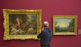 Alte Pinakothek museum in Munich Stock Photo