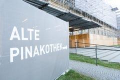 Alte Pinakothek Stock Images