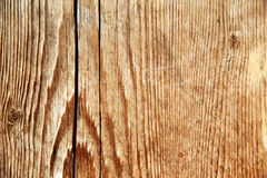 Alte Planke mit Sprüngen Lizenzfreie Stockfotografie