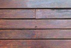 Alte Planked-Beschaffenheit des hölzernen Brettes Lizenzfreies Stockbild