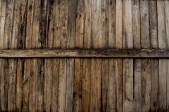 Alte Planken des Holzes als hölzerne Hintergrundbeschaffenheit Stockbild