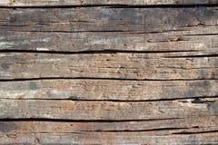 Alte Planken des Holzes als hölzerne Hintergrundbeschaffenheit Lizenzfreie Stockfotografie