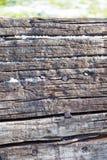 Alte Planken des Holzes als hölzerne Hintergrundbeschaffenheit Lizenzfreie Stockfotos