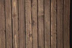 Alte Planken des Holzes als hölzerner Hintergrund Stockfoto
