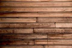 Alte Planken des Holzes als hölzerner Hintergrund Lizenzfreie Stockfotografie