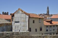 Alte Porto-Häuser Stockbilder