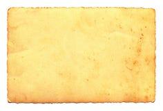 Alte Postkarte Lizenzfreie Stockfotografie