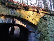 Alte preussische Festung Lizenzfreie Stockbilder