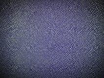 Alte purpurrote lederne Beschaffenheit Stockfotografie