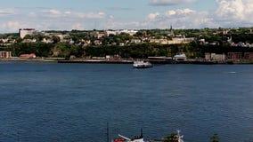 Alte Québec-Stadt Lizenzfreies Stockfoto